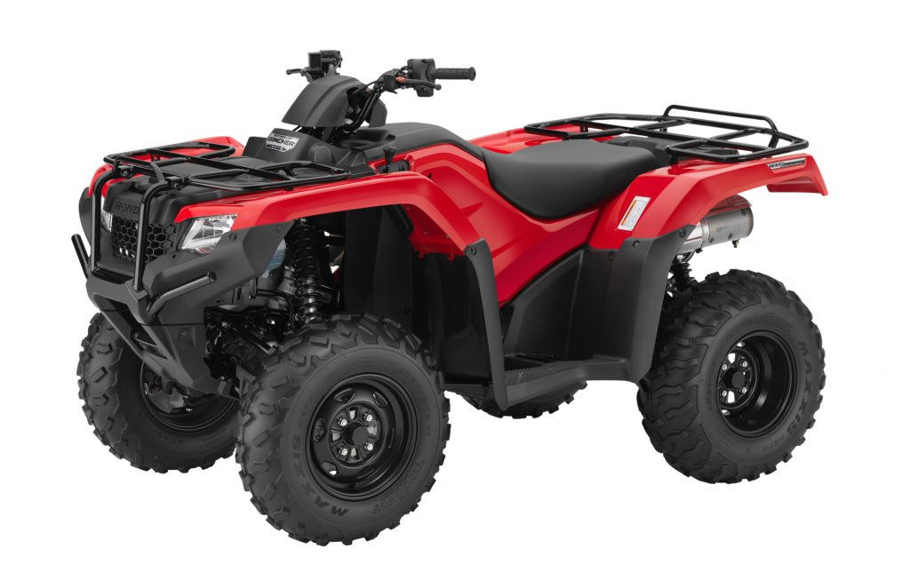 Honda Rancher AT IRS ATV