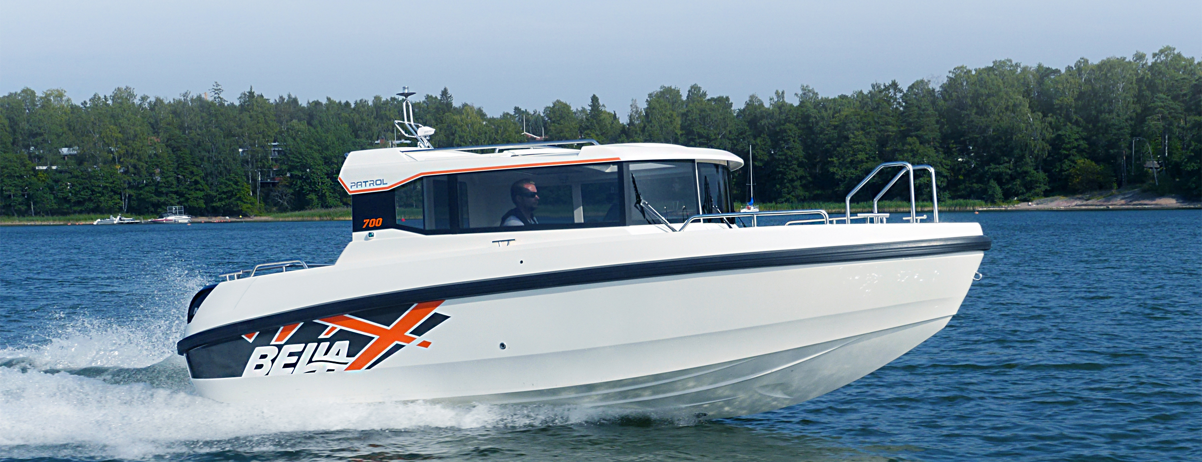 bella båtar reservdelar