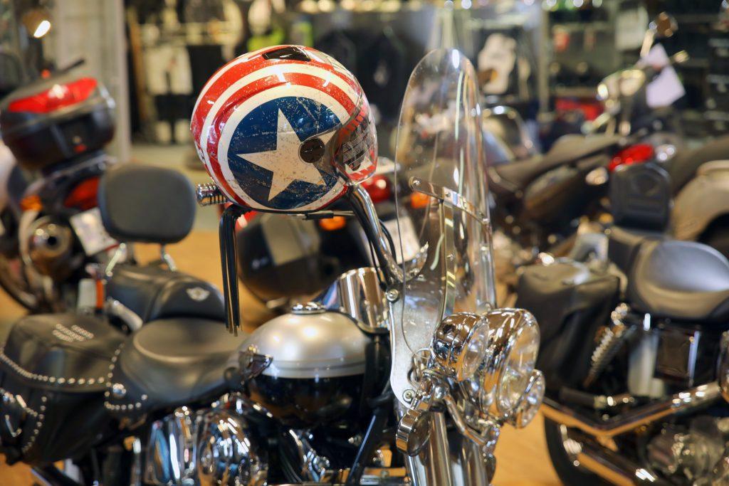 Capten America fan eller H-D-åkare? KBC OFS passar alla som vågar för endast 899 kr.