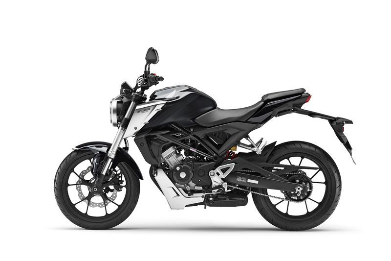 Honda CB 125 R 2018.