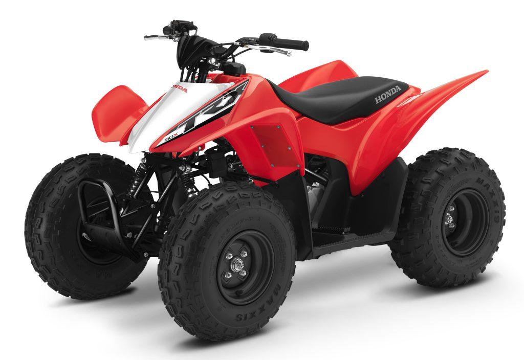 2018 Honda TRX90X