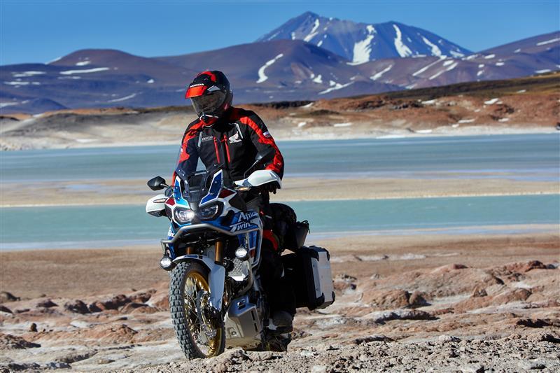 Klicka på bilden för att se mer om Africa Twin Adventure Sports ABS.