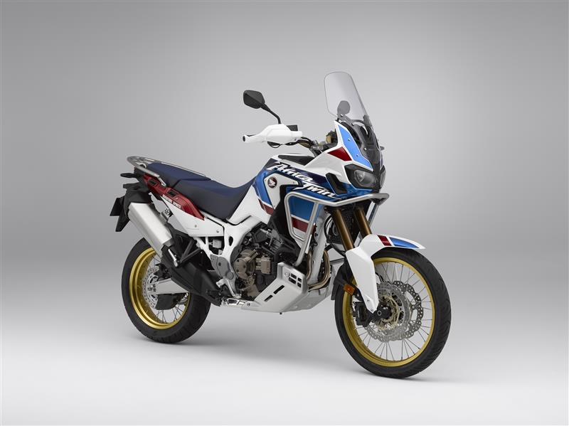 Africa Twin Adventure Sports ABS 2018.
