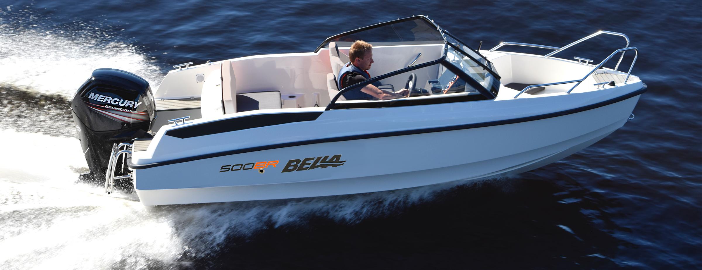 tillbehör bella båtar