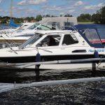 Superfin hyttbåt – Flipper 630 OC med 140 hk 4-takt
