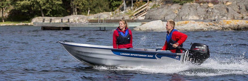 Linder Sportsman 355