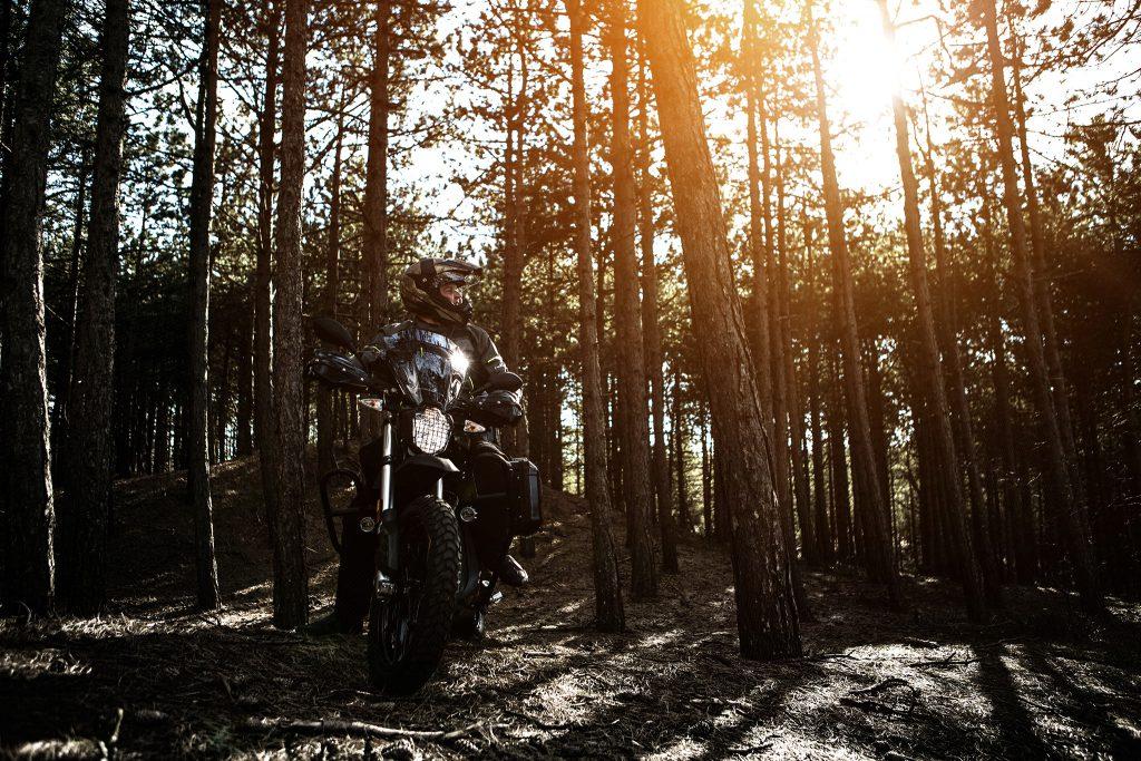 Black Forest Edition är en extrautrustad och Europa-anpassad version av toppmodellen Zero DSR.