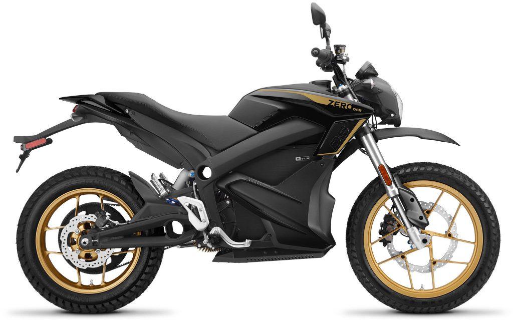 Zero DSR ZF14.4 2020 – top of the line i andra generationens elmotorcykel – redo för äventyr och bus på grus, asfalt och i lättare terräng.
