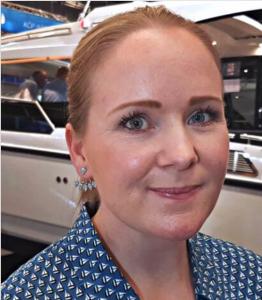 """""""Det handlar om att minska klimat- och miljöpåverkan från båtlivets motorer"""", säger Lina Petersson, sakkunnig i båtmiljö på Transportstyrelsen, till SVT Väst."""