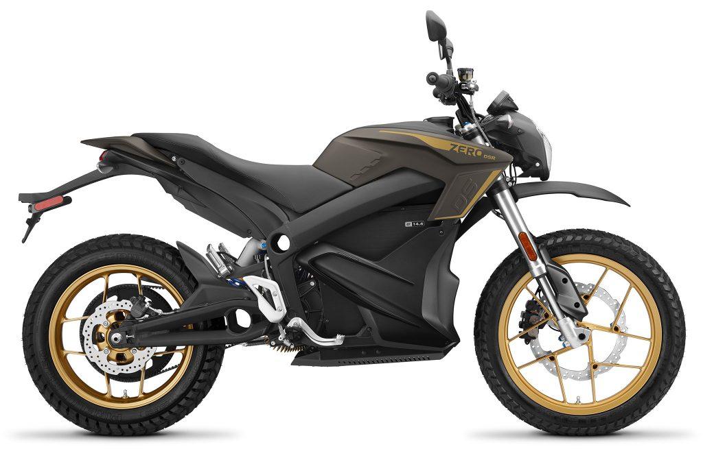 Zero DSR ZF14.4 som 2021 års modell.